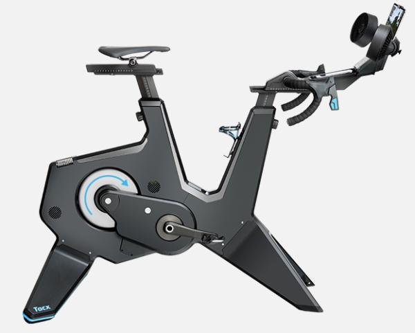 Descent simulationTacx Neo Bike