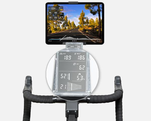 Tacx Neo Bike realistic virtual shifting